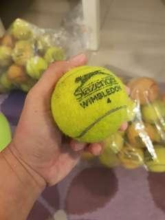 Used Tennis Balls (Assorted)