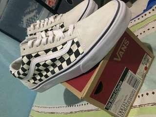 For sale! Vans Old skool checkerboard