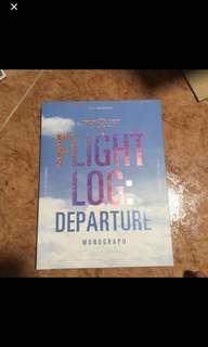 Wts GOT7 flight log departure