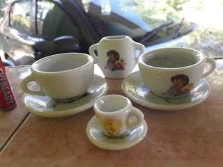 Teapot Set Dora.
