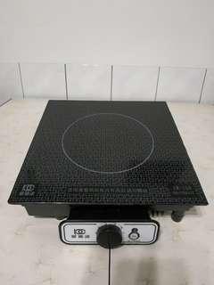 🚚 愛迪訊IR-150涮涮鍋電磁爐、電壓220V-1500瓦(運費我來出)