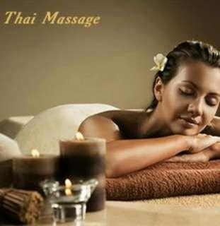 Thai Massage ( Home Service)