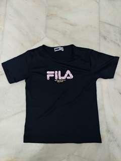 Preloved Fila Sport Shirt #MMAR18