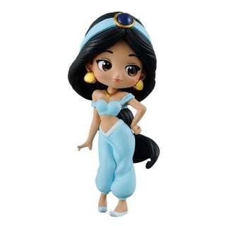 迷你 jasmine figure qposket 茉莉公主 阿拉丁 模型