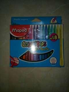 Maped Color Peps Smart Plastic 18 pcs