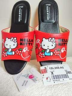 🚚 全新kitty拖鞋