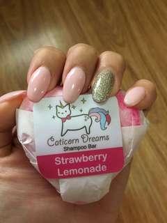 Stawberry Lemonade Shampoo Bar