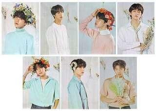 BTS LOVE YOURSELF TOUR POSTER