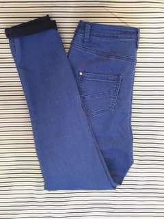 Missguided Blue Supersoft Jeans