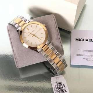 Michael Kors MK3198 41mm Silver Gold