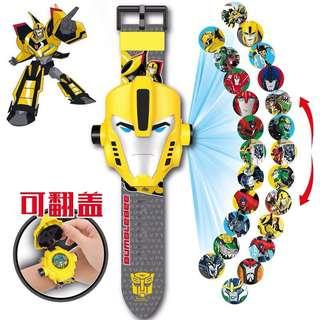 🚚 Bumble Bee Cover Children Watch