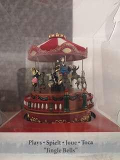 旋轉木馬音樂盒 merry go round
