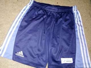 ADIDAS EQUIPMENT BLUE Men's Soccer Training shorts Size S