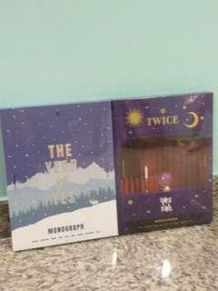 [INSTOCK] TWICE THE YEAR OF YES & YES OR YES MONOGRAPH