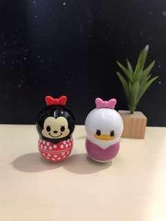 Disney Minnie / Daisy 不倒翁公仔