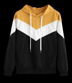 Zaful hoodie jacket