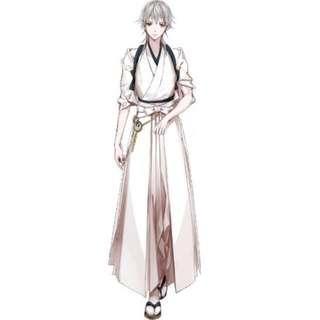 Touken Ranbu Tsurumaru costume