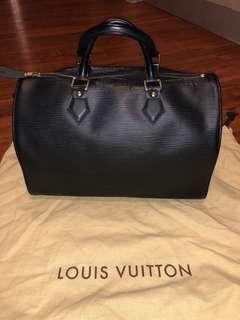 Louis Vuitton Speedy 30 Epi Leather SP0024
