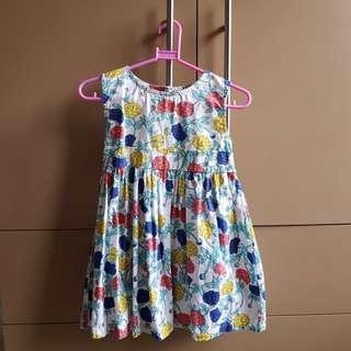 Ziddy Floral Dress