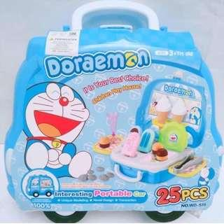 Doraemon Kitchen Koper