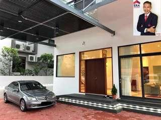 Beng Wan Road Detached House Bungalow Designer Decor Rebuilt Just T O P