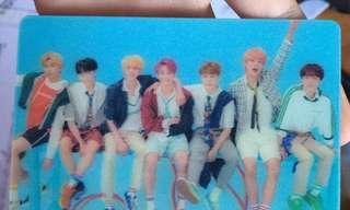BTS LY answer photocards!!⚡️