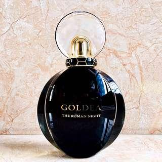 Bvlgari Goldea The Roman Night Eau de Parfum, 75ml Perfume