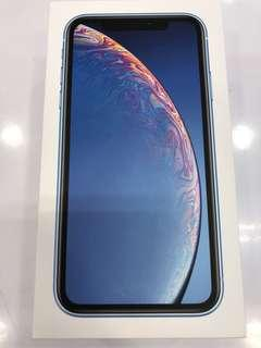 iPhone XR 128gb -blue
