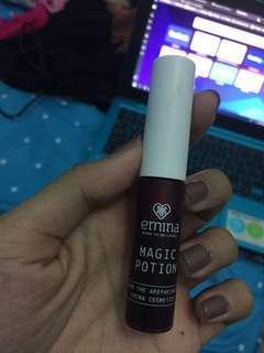 Emina lip tint magic poison shade SCARLET. Free ong daerah sby