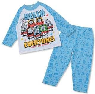 日本Thomas睡衣套裝110碼