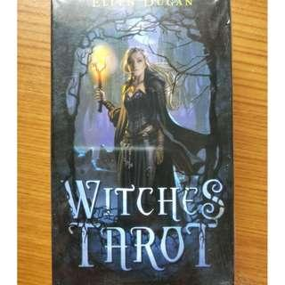 Witches Tarot Card