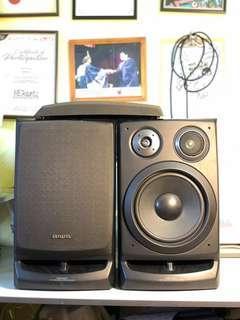 Aiwa Speaker Big Midi Hifi