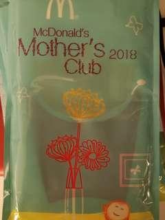 麥當勞媽咪會手提袋 時尚薯條圖案手提袋
