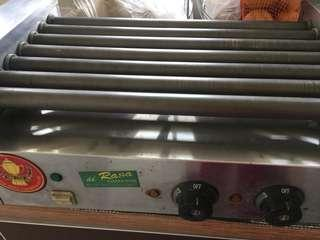 Food Warmer / hotdog roller