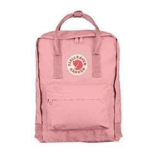Authentic Classic Fjallraven Kanken (baby pink)