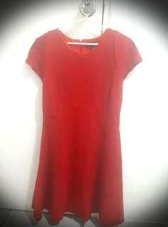 Jones New York Red Dress (preloved)