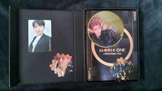 Album Wanna One 0+1=1 (I Promise You)- Night Ver.