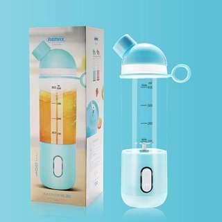 Remax RT-J02 Portable electric fruit juice blender 400ml bottle cup