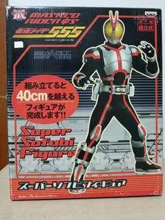 幪面超人 大膠 555 Masked Rider 555 40cm