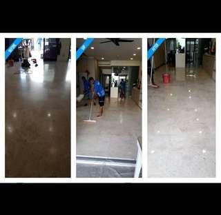 Quality Marble & Parquet Polishing Services