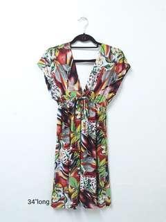 Kneelong maxi dress