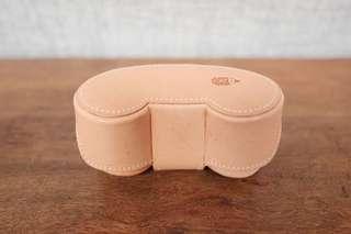 Superheadz Digital Harinezumi Leather Tan Case