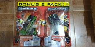 Transformers Universe Robot In Disguise Downshift & Cannonball
