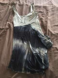Cheap Monday / grey dress / XS