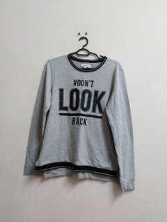 Padini Grey Sweatshirt #febp55