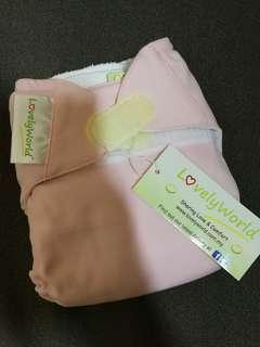Lovely baby cloth diaper - NEW