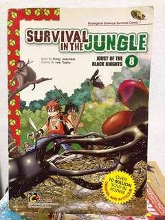Survival in the jungle book 2,5,6,7,8,9,10