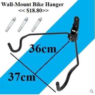 Wall-Mount Bike Hanger $18.80