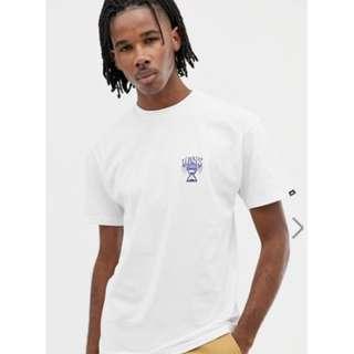 (Pre-Order) Vans T-shirt with Reaper back print