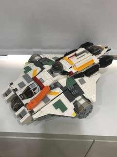 Lego Star Wars Ghost & Phantom